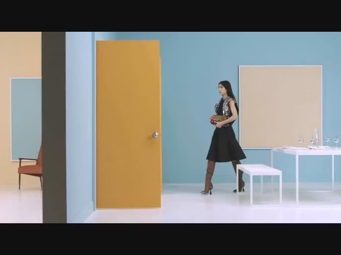 Balenciaga: Resort / Dir. Steven Meisel -
