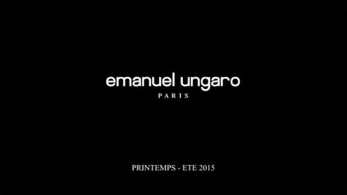 - Emanuel Ungaro SS 2015 Paris