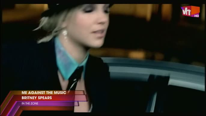 "Madonna & Britney Spears - Me Against The Music - ""Me Against the Music"" with Britney Spears directed by Paul Hunter"