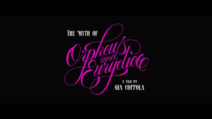 "Gucci's ""The Myth Of Orpheus and Eurydice"" DIRECTED BY GIA COPPOLA - Gucci's ""The Myth Of Orpheus and Eurydice, Part One - The Wedding"" directed by Gia Coppola"