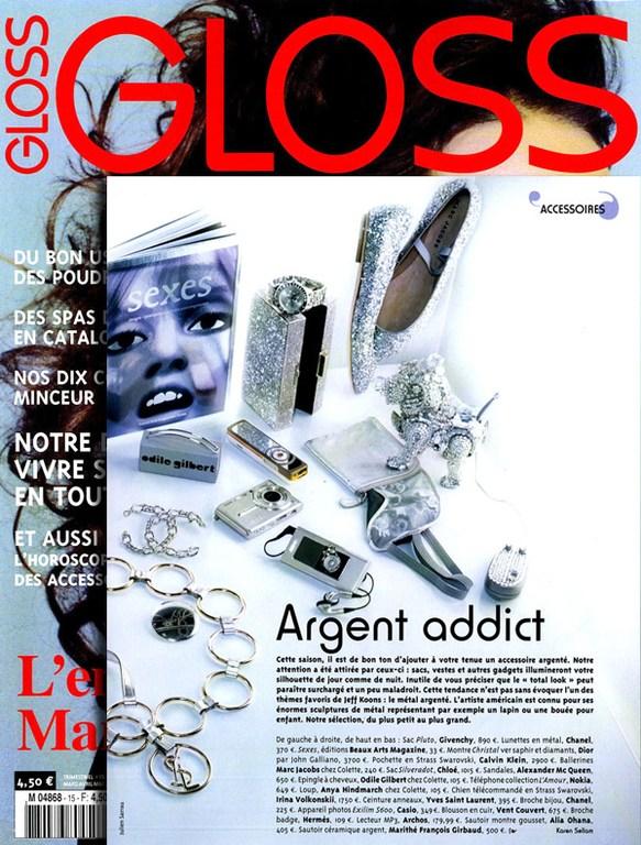 ExposureNY - Hair Stylists - Odile Gilbert - Press