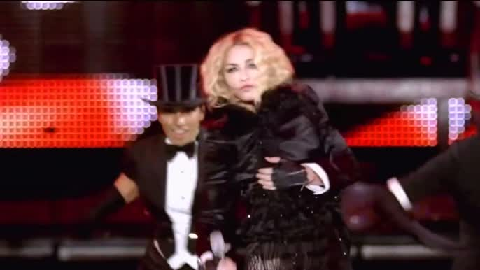 Madonna Sticky & Sweet Tour -