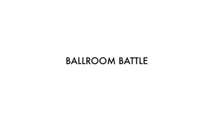"- ""Ballroom Battle"" via Nowness, Directed by Clara Cullen"