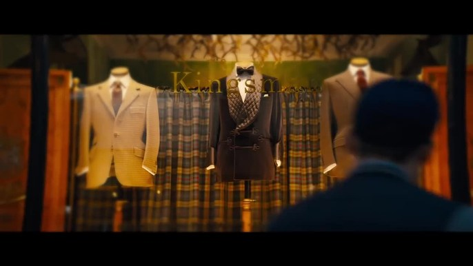 - KINGSMAN: THE GOLDEN CIRCLE